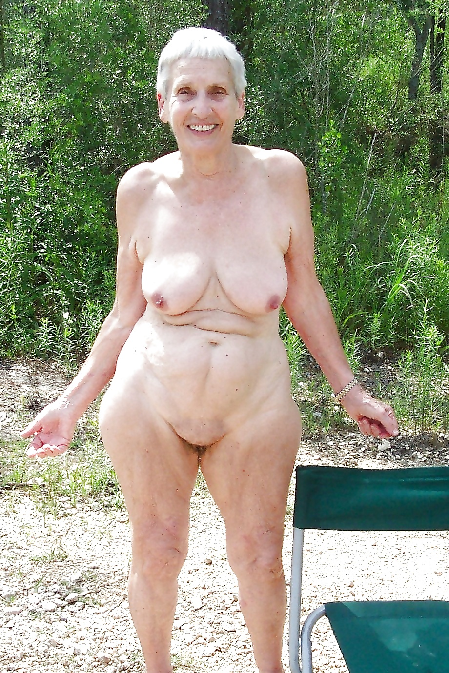 German Amateur Granny
